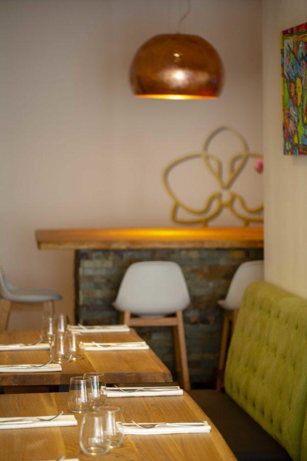 Salle restaurant L'Orchidée